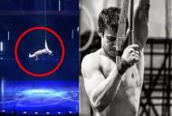 Acrobatul care a murit in arena circului avea 2 fetite. Ce au observat martorii inainte sa cada