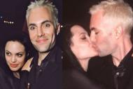 Motivul pentru care Angelina Jolie și-a sărutat fratele pe gură. 'Cu doar câteva ore mai devreme...'